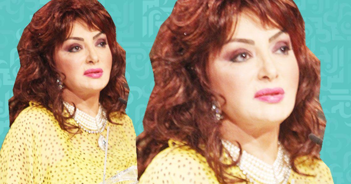 نبيلة عبيد يقبلها هذا المغني السوري هل من خطر عليها؟