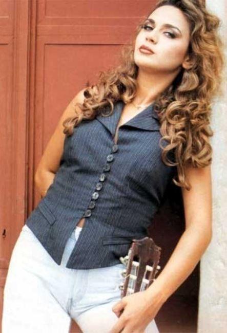 نيكول بردويل ملكة جمال لبنان 1992