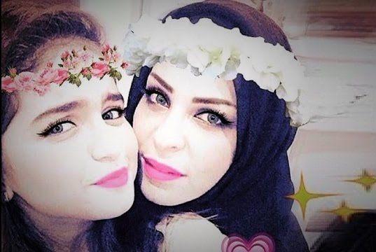 والدة حلا الترك تمضي أيامها أمام الكاميرات وعلى السوشيال ميديا كيف تربي حلا؟