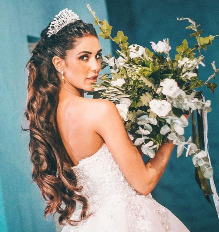 احلام العجارمة العروس
