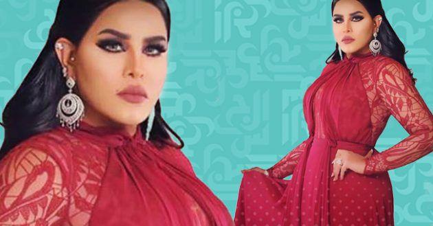 احلام هكذا عدلت فستان زهير مراد البارحة طلباً للسترة