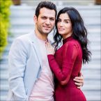 مراد يلدريم هكذا احتفل بزوجته
