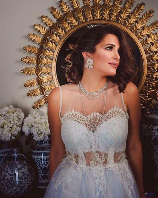 شام الذهبي بثياب العروس أجمل ما أنجزته أصالة نصري