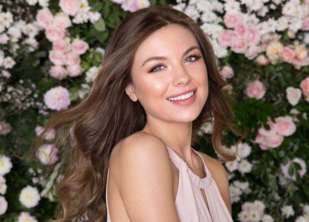 ملكة جمال لبنان مايا رعيدي Miss Lebanon 2018