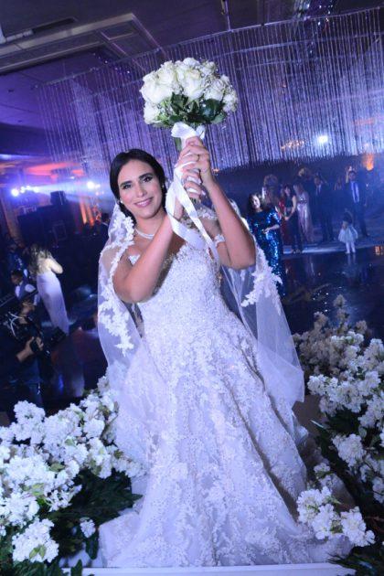 فيفي عبده ودينا وعدوية والنجوم في فرح ابن خالد عجاج