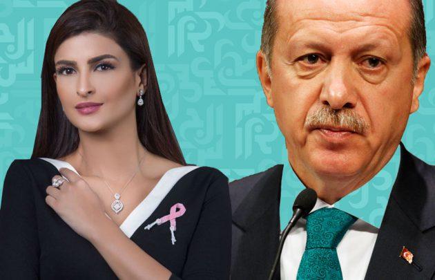 علا فارس بين الـ 500 الأوائل وأردوغان الأول