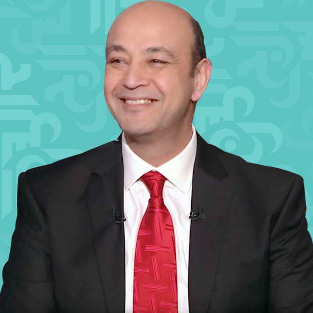 عمرو أديب غاضب حزين على لبنان