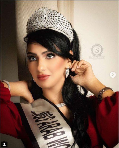 فطيم الشامسي لقب ملكة جمال