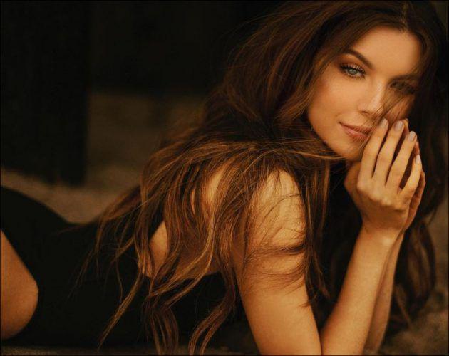 ملكة جمال لبنان مايا رعيدي كما نشرتها ريما فقيه