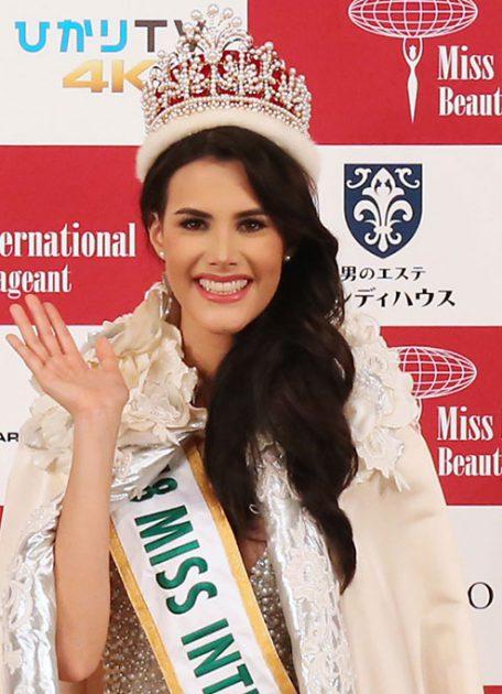 ملكة-جمال-القارات-الفنزويلية