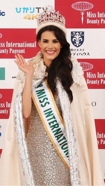 ملكة جمال القارات الفنزويلية