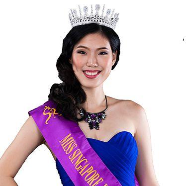 ملكة قارة اسيا سنغافورة