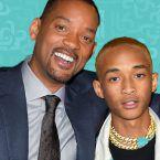 ويل سميث يثير ابنه الشاذ - فيديو