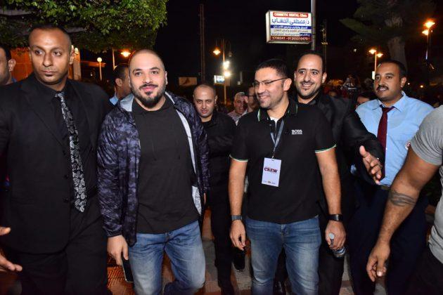 رامي عياش وتامر عبد المنعم
