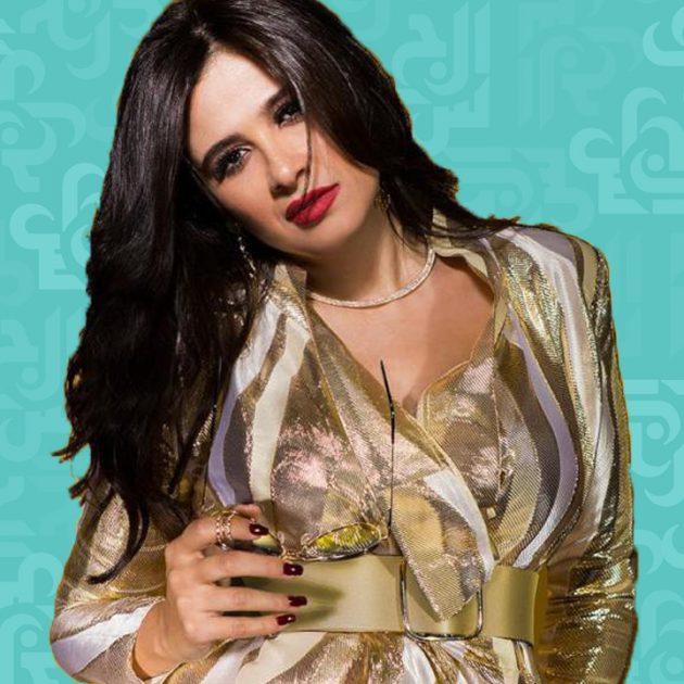 شقيق ياسمين عبد العزيز يدعمها بعد الطلاق - صورة