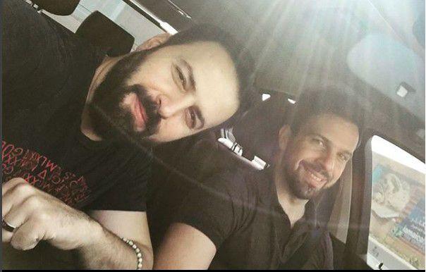 شقيق تيم حسن يتفوق بوسامته - صور