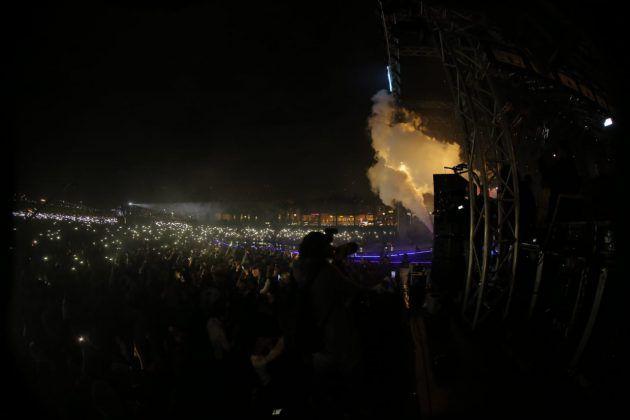تامر حسني وحفل جماهيري في كايروفيستيفال
