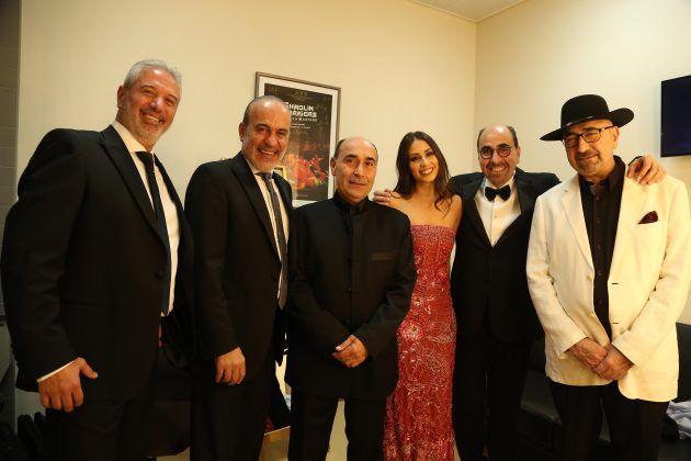 ليلة حلم رحبانية تحتفل باليوم الوطني للإمارات واستقلال لبنان