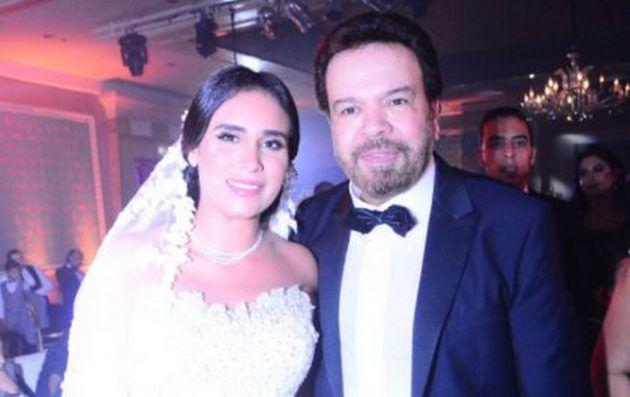فيفي عبده ودينا وعدوية والنجوم في فرح ابنة خالد عجاج