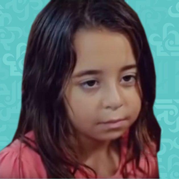 هذه الطفلة أبكت الملايين 9