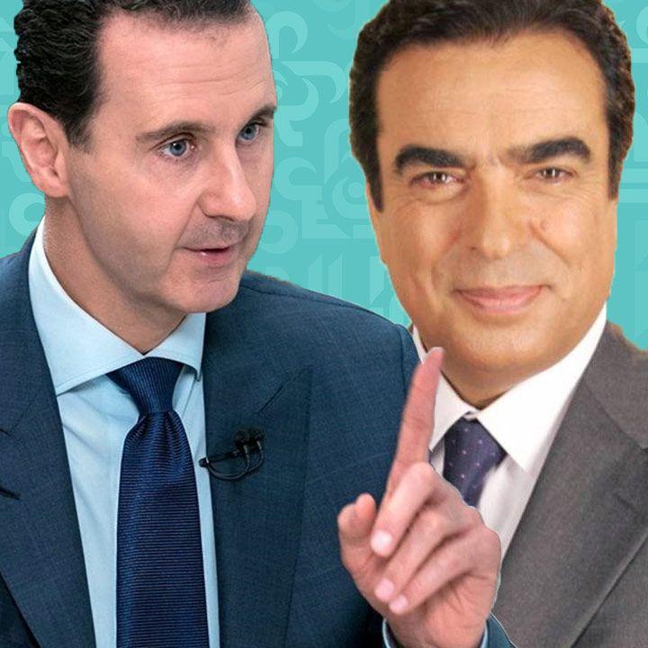 جورج قرداحي: بشار الأسد رجل العام 2018 وفي لبنان حسن نصرالله