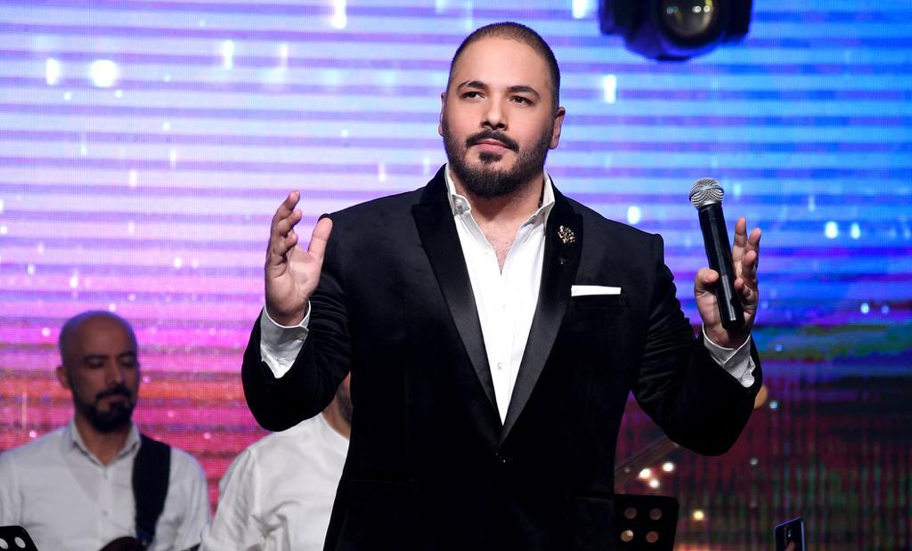 رامي عياش غنى باقة من أجمل أغانيه