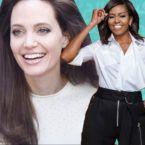 أوباما وزوجته بعد أنجلينا جولي أطاحا بكلينتون بعد 17 سنة