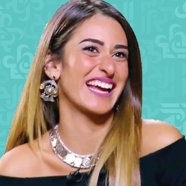 أمينة خليل توجه رسالة لحبيبها ونكشف هويته! - فيديو