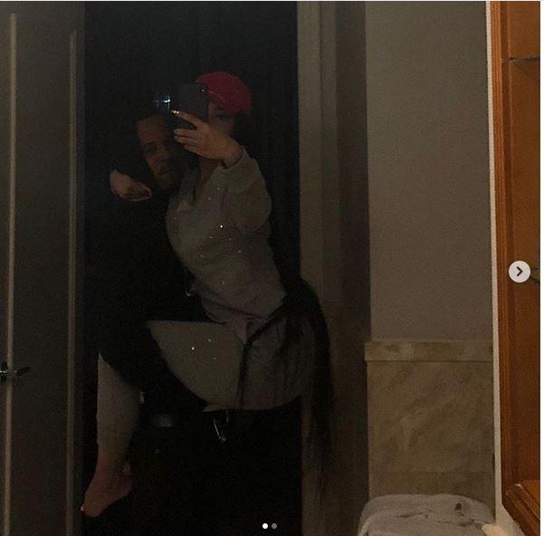 نيكي ميناج وصور فاضحة مع حبيبها المغتصب