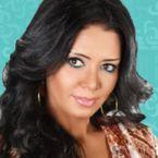 رانيا يوسف وفستان مبطن