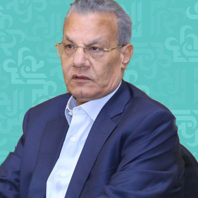 إلهام شاهين ومصطفى شعبان يحتفلان مع عادل حمودة - صور