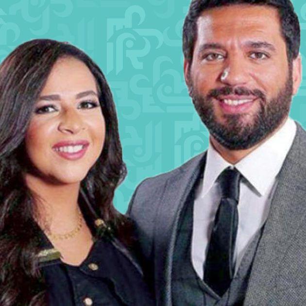 هكذا احتفلت إيمي سمير غانم بعيد زوجها حسن الرداد وعمره الآن؟ - صورة