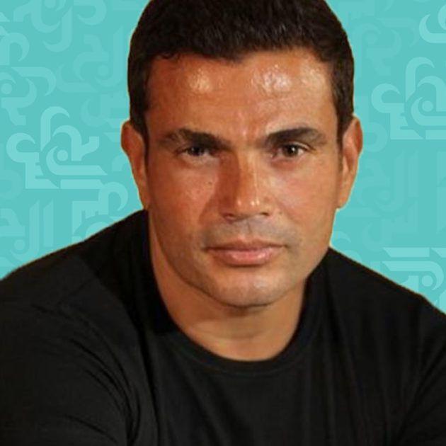 ابنا عمرو دياب احتفلا بدونه