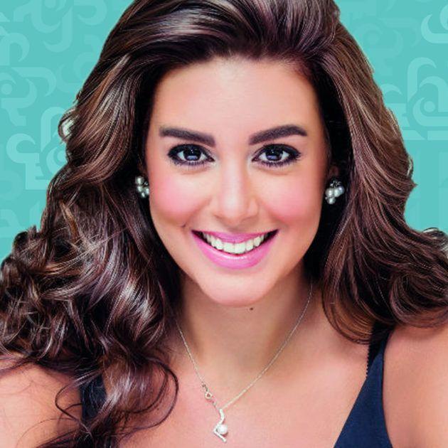 ياسمين صبري وصورة شقيقها لأول مرة