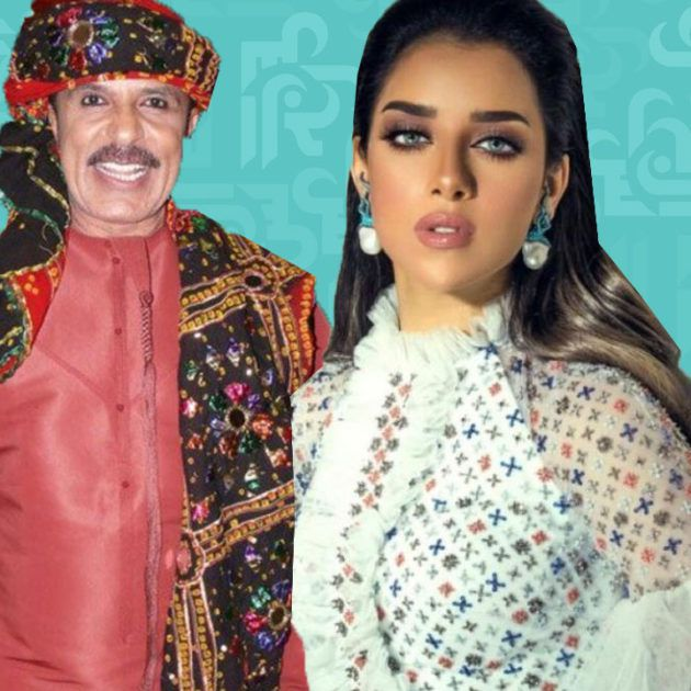 بدرية أحمد وعبد الله بالخير يهاجمان بلقيس لأمها يمنية - فيديو