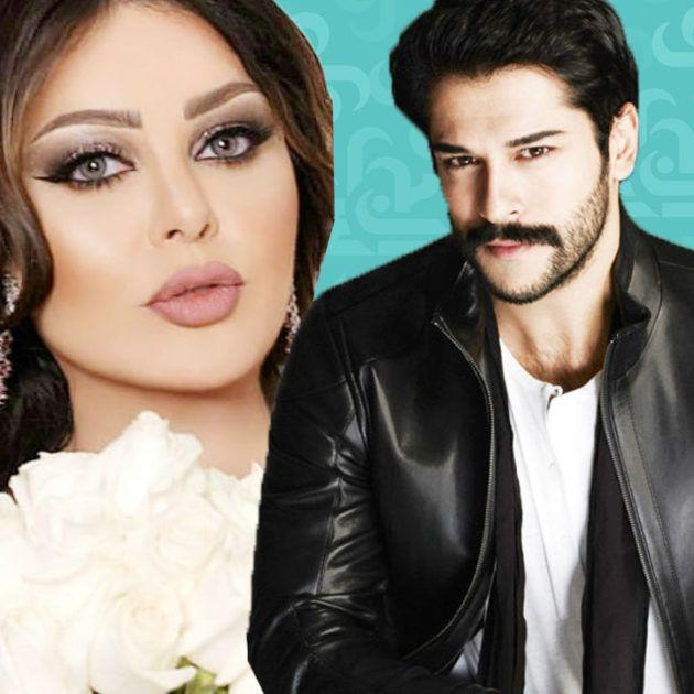 سارة الهاني برفقة بوراك أوزجفيت معاً