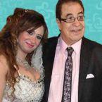 أرملة سعيد طرابيك تكذب شائعة زواجها من أحمد بدير