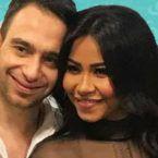 شيرين وكليب مع زوجها الموديل! - صورة