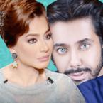 ممثلة كويتية لصالح الراشد تحجبت بفضل بسمة وهبة ولن تنزعه مثلها