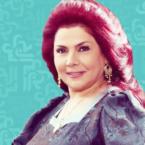 صباح الجزائري مع ابنها اللبناني المثل القمر - صور