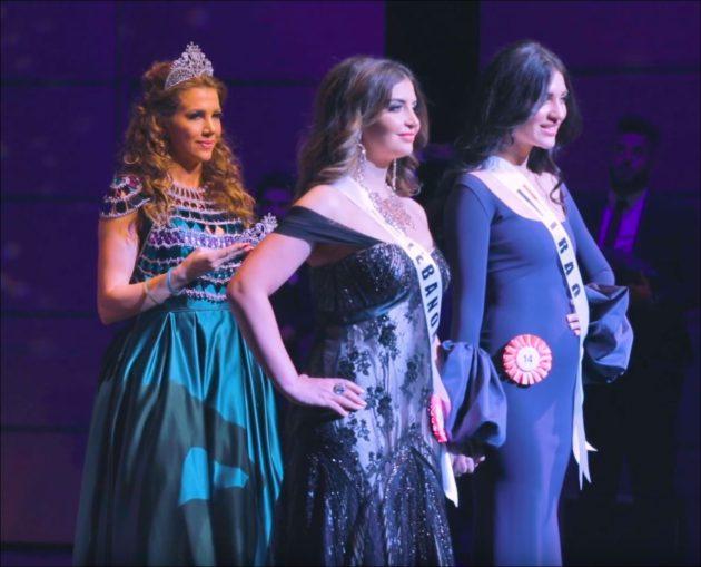 ملكة جمال العرب السورية 2018 تنتظر أعلان النتيجة لتسلم التاج
