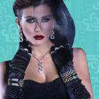 نادين الراسي اشتاقت لتعنيف أطفالها - صورة