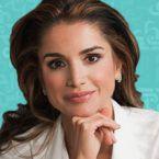 الملكة رانيا وبيان للرد على أسعار ثيابها المرتفعة