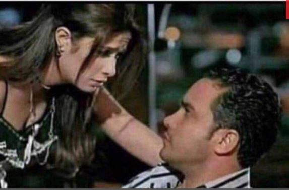 ياسمين عبد العزيز تسخر من طلاقها؟! - صورة