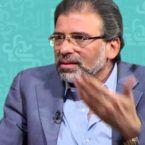 خالد يوسف يتجاهل فضيحته الجنسية ويقول لا - صورة