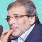 خالد يوسف يظهر في أول برنامج حواري - فيديو
