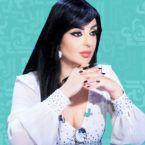 سما المصري تبكي وتختبئ خلف أصبعها