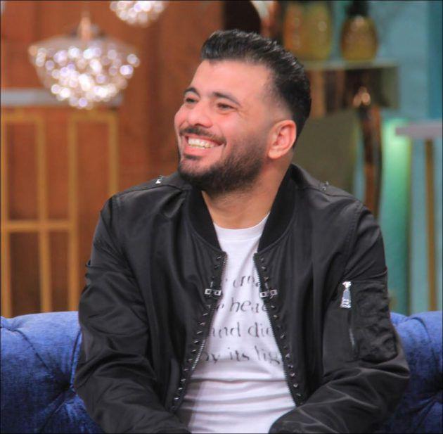 عماد متعب نجم رياضي مصري