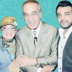 عمرو محمود ياسين ينشر صورته ويهدد من جديد