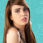 لينا دياب اختفت وعادت بالقصير والسيجارة - صورة